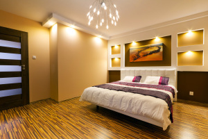 best paint finish for bedrooms
