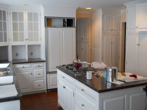 Painting Kitchen Cabinets Cupboards Correctly